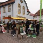 Traditioneller Wochenmarkt in Dielheim – heute …