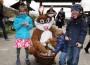 Ostereier suchen – schlicht alljährlich das Frühlings-Ereignis im Tierpark in Balzfeld