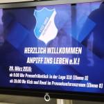 """""""Anpfiff ins Leben"""" – Kick & Read – Osterprogramm 2016 mit Ulli Potofski"""