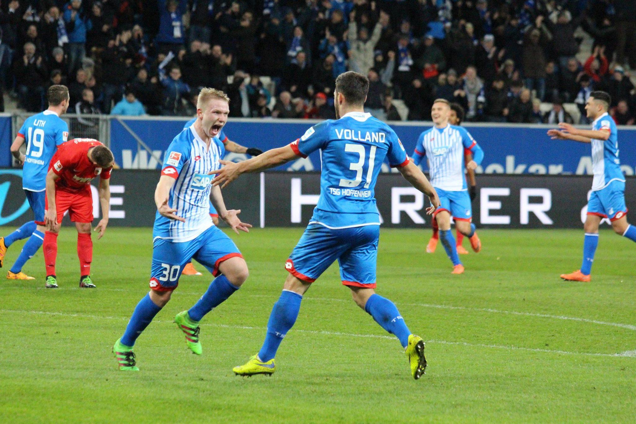 TSG Hoffenheim vs. FC Augsburg