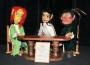 Der Rattenfänger im Marionettentheater Wiesloch