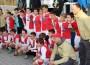 Internationaler Fußball beim U 14 Oster-Cup in Walldorf