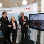 24. Walldorfer Unternehmerlunch bei Bosch Sicherheitssysteme