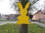 Die Hasen sind los! Osteraktion der Werbegemeinschaft Walldorf