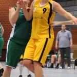 Basketball Sandhausen: Wild Bees – Kampf angenommen und souverän mit 74:60 gewonnen