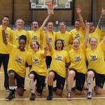 Basketball Frauen Sandhausen: Wild Bees am Ziel der Träume