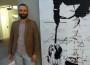 Vernissage der besonderen Art: Pinsel (Roswitha Josefine Pape) trifft Feder (Bastian Schneider)