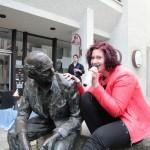 Frühlingsmarkt in Wiesloch mit Benefiz-Auftritt für die Krebsforschung