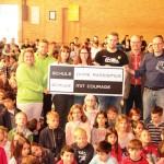 """Leimbachtalschule in Dielheim nun offiziell """"Courage-Schule"""""""