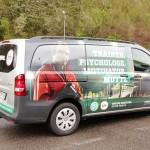 DFB-Mobil on tour – gestern hat es bei der SG Horrenberg Station gemacht
