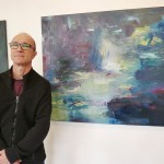 "Vernissage der Ausstellung ""Beck to the roots"" in der Galerie Alte Apotheke Walldorf"