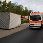 BAB 5 – Walldorf / Wiesloch – Unfall mit zwei Leichtverletzten