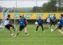 Besuch im Trainingszentrum in Zuzenhausen … Platz 1