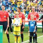U19 Final um die DM – TSG 1899 Hoffenheim vs Borussia Dortmund  3 : 5 (1 : 1)