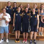 Basketball Sandhausen: Ü35-Damen werden DM-Fünfter