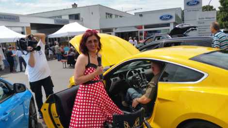 American Day beim Autohaus Wagner