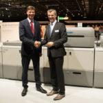 Drupa 2016: Fotodienstleister CEWE entscheidet sich für Digitaldrucksysteme von Heidelberg