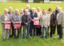 SG Horrenberg – 60. Geburtstag des Vereins mit Ehrungen und …
