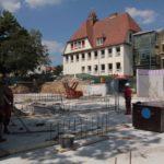 Schillerschule Wiesloch – Status zum Neubau der Sporthalle