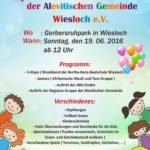 4. Kinderfest der Alevitischen Gemeinde Wiesloch