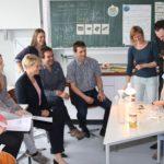 Walldorf: Projekt der KliBA und der Sparkasse an der Waldschule