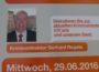 """Heute: """"Walldorfer Gespräche"""" mit der CDU: """"Sicher leben im Rhein-Neckar-Kreis?!"""""""