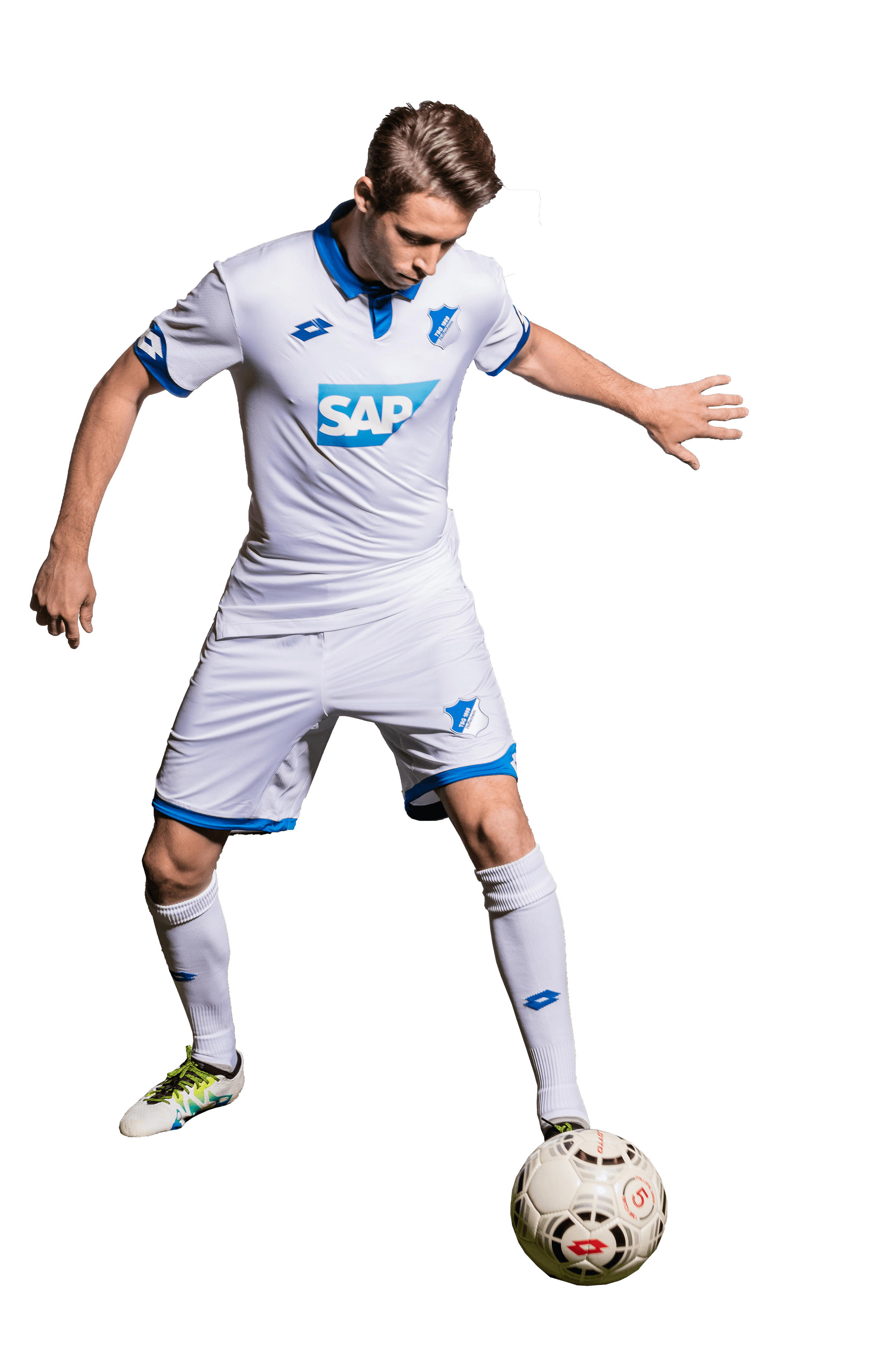 TSG 1899 Hoffenheim stellt die Trikots für die Saison 2016/17 vor ...