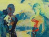 """Ausstellung """"… mir gegenüber"""" von Liliana Geiss"""