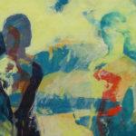 Mir gegenüber – Kunst von Liliana Geiss