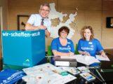Am Samstag: Freiwilligentag 2016: Wir schaffen was…