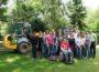 SAP-Mitarbeiter engagieren sich für Tierpark Walldorf