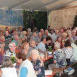 Senioren – Nachmittag der Stadt Wiesloch auf dem Winzerfest