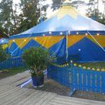 Walldorf: Heute, Dienstag, beginnt das Zeltspektakel 2016