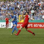DFB Pokal: Der FC-Astoria schreibt Geschichte