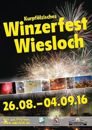 Winzerfest 2016