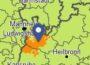 DWD warnt vor Gewitter und Stark-Regen