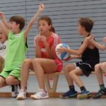 Ferienspaß Basketball in Walldorf