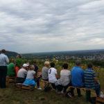 2. Rauenberger Weinwanderung – Trotz Regenwetter eine schöne Veranstaltung