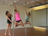 Poledance im Trainingsreich Wiesloch