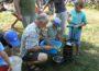 NABU Wiesloch/WiWa Familie: Kükentreffen feierte fünfjähriges Bestehen- mit selbstgepresstem Apfelsaft