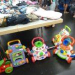 Rückblick auf den Kinderkleider- und Spielwarenmarkt Walldorf