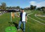 Crossgolf-Turnier im AQWA Walldorf
