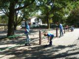 Freiwilligentag im Tierpark Walldorf