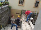 Einweihung des sanierten Reisse Brunnens in Altwiesloch