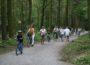 Walldorfer radeln zum Waldtag am 18.09.