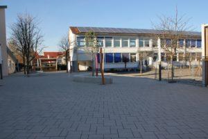 Schulhof der Schillerschule (Foto: BBinz)