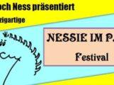 Nessie im Park-Festival
