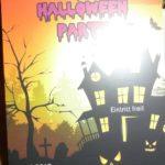 Halloween-Party für Kinder mit der SG Walldorf Astoria