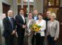 Martina Dörfer verabschiedete sich als Leiterin des Hospizes Agape