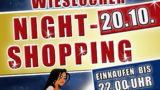 Heute: Wieslocher Nightshopping